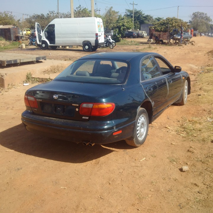 Mazda 626 Saloon Car 750k