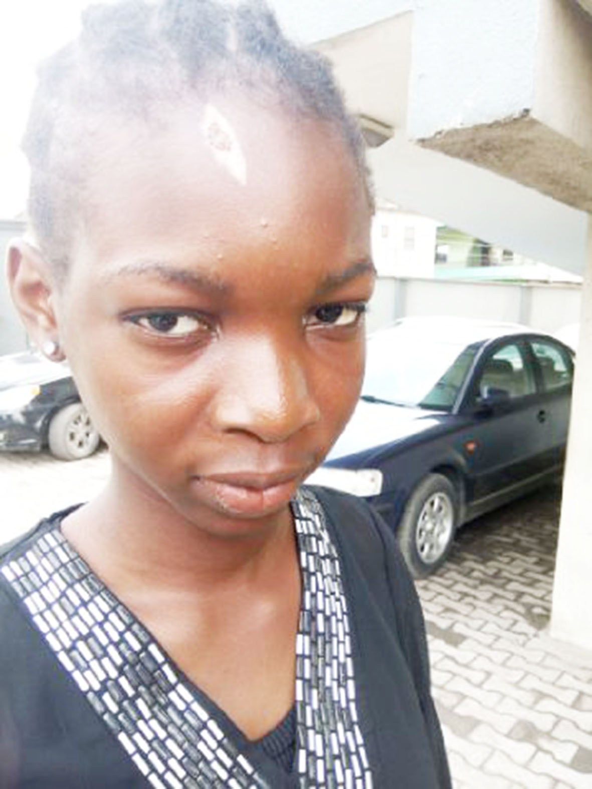 Lagos Teacher Thrown Into Prison For Flogging SS3 Student On The Head (Photo)