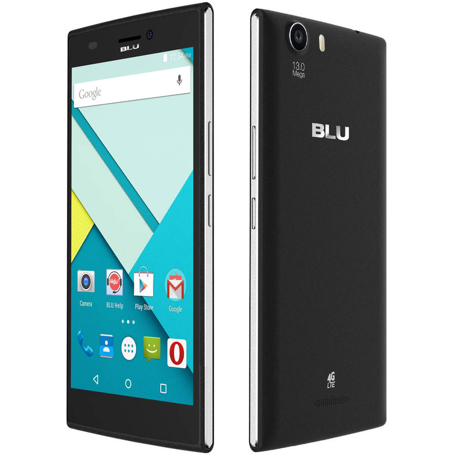 Blu Life One Xl 8gb Gsm 4g Lte 13mp Quad-core Android ...