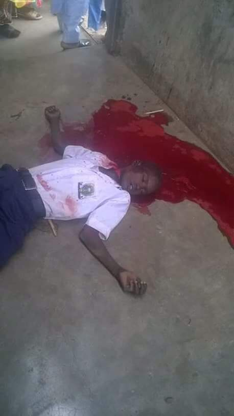 Ss1 Student Murdered In Yobe State Graphic Photos