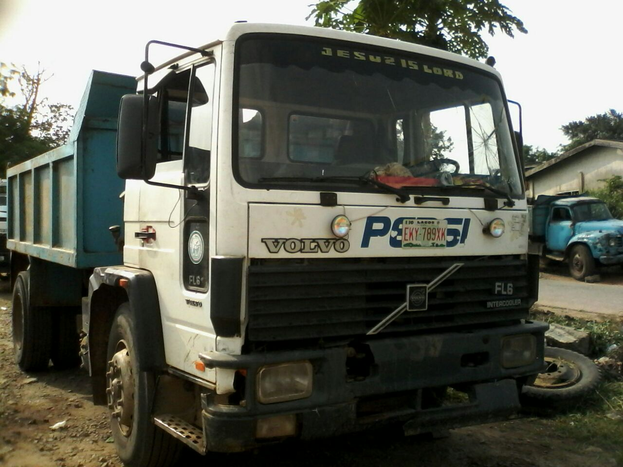 nigerian used volvo truck for sale - autos - nigeria