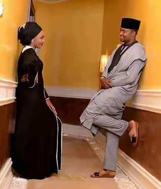 Image result for zahra buhari and ahmed indimi
