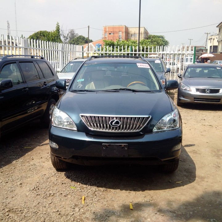 Lexus Suv 2005 For Sale: An Ultra Clean Foreign Used 2004 Lexus RX330 For Sale