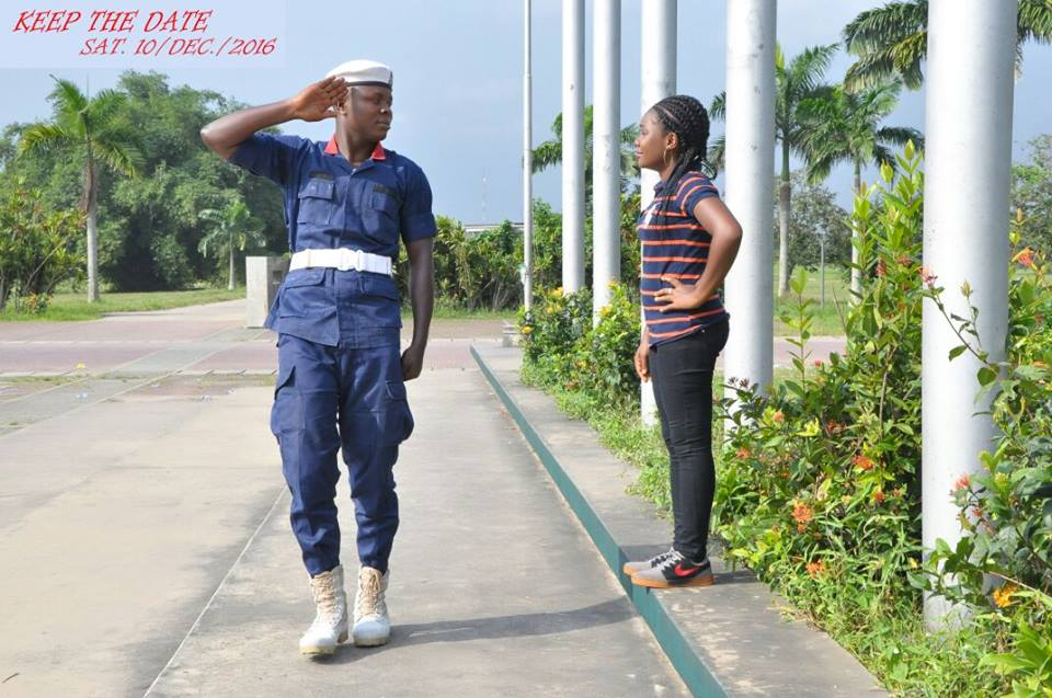 Pre-Wedding Photos Of An NSCDC Official And His Fiancée
