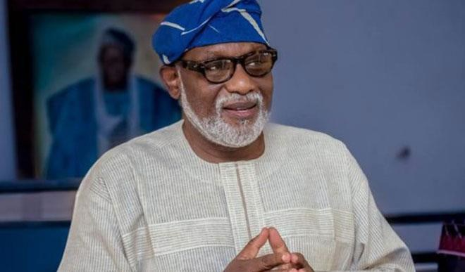 Tinubu Not More Than State Level APC Leader, Akeredolu Suggests
