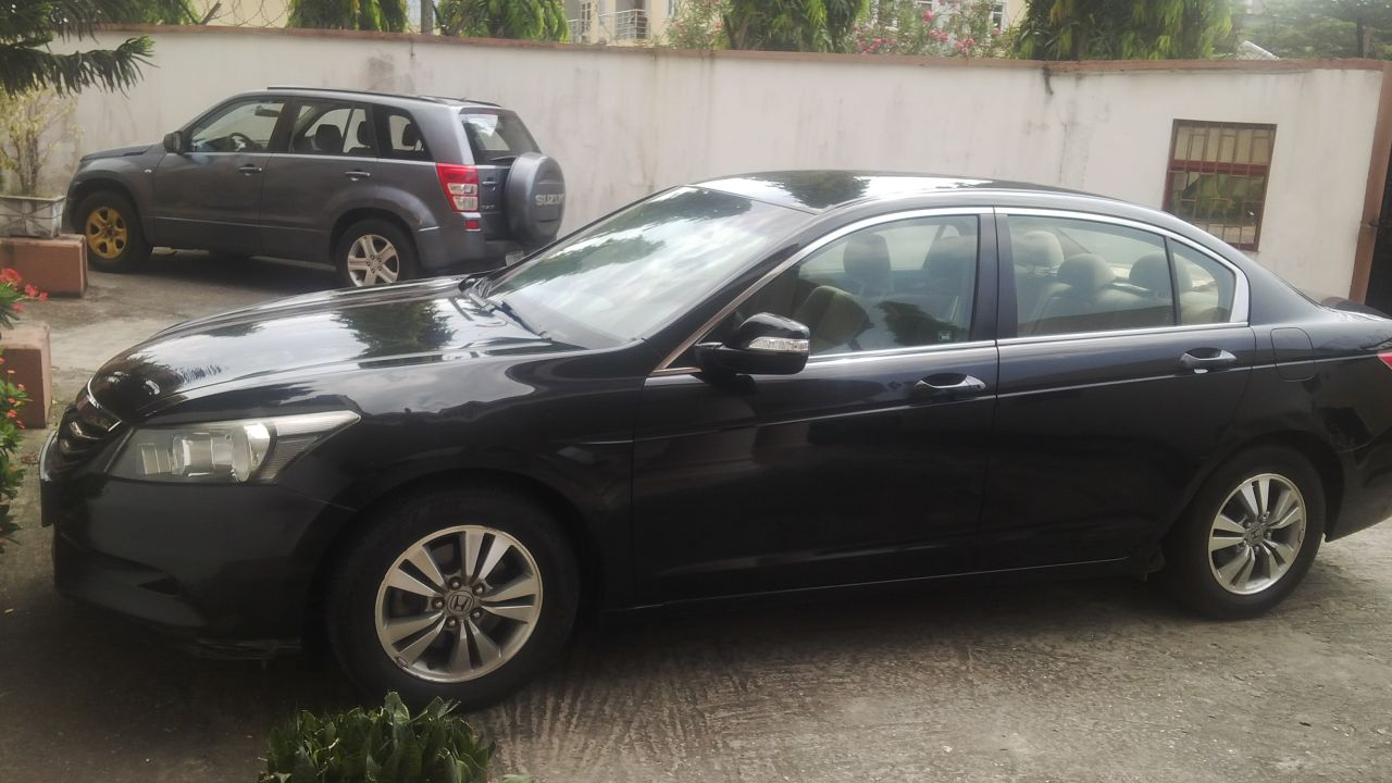 Hot 2011 Honda Accord Going For N3 700 000 Quick Sale