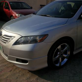 4months used 2008 toyota camry sport edition for sale 2 4m autos nigeria. Black Bedroom Furniture Sets. Home Design Ideas