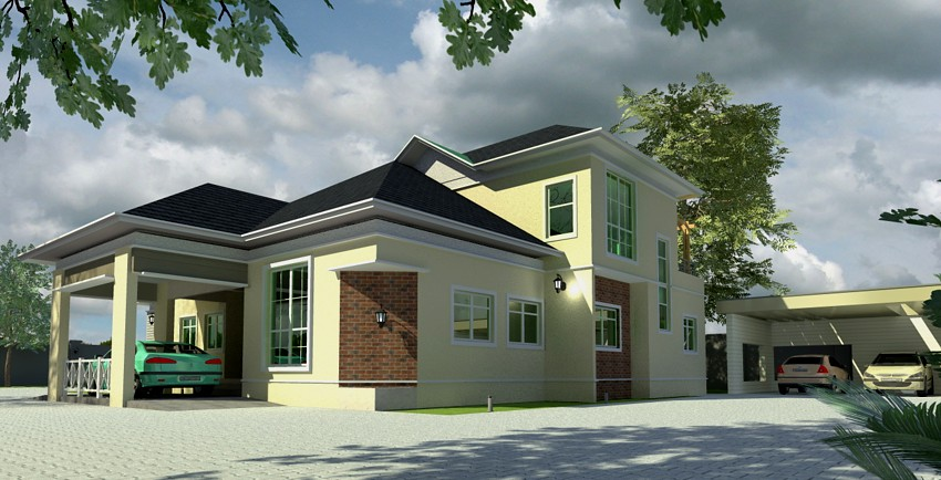 Duplex vs and coin properties nigeria for Building duplex homes cost