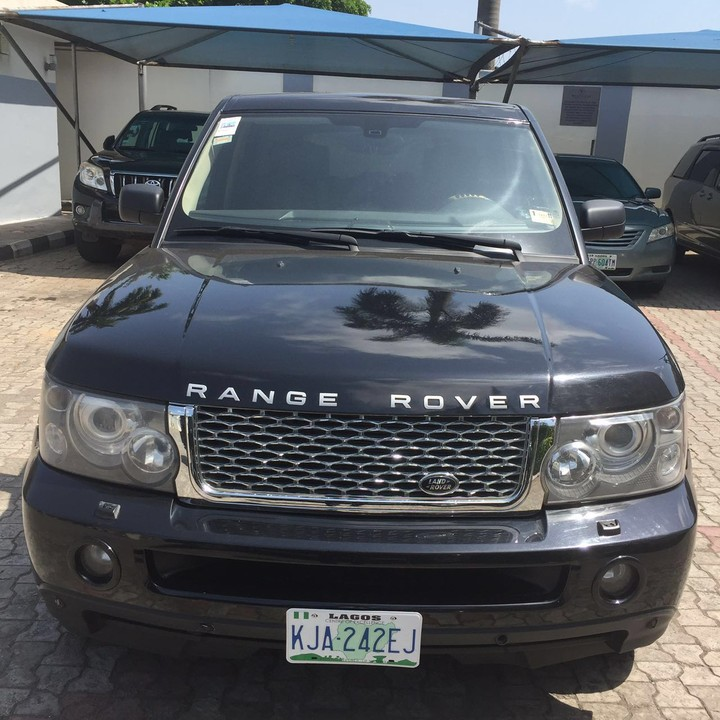 Clean To Fault Range Rover Sport 2007 Used 08038328183