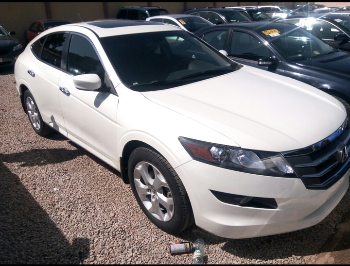Foreign Used Honda Crosstour 2016 >> Extremely Clean Toks 2010 Honda Accord Crosstour, Call 08123018960. - Autos - Nigeria