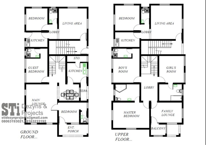 affordable house plans for nairalanders - properties