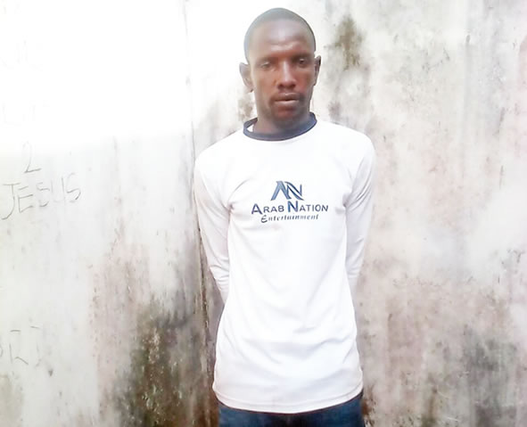 Guard Kills Friend, Cut Body Into Pieces And Dump In The Bush (Pics)