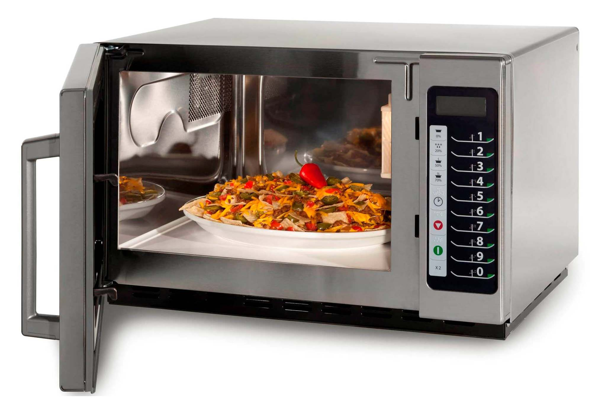 She Argues That The Cooking Abilities Of Microwave Ovens Go Beyond Reheating And Defrosting
