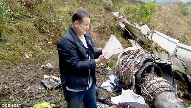 Footballer Who Survived The Colombian Plane Tragedy Was Reading His Bible
