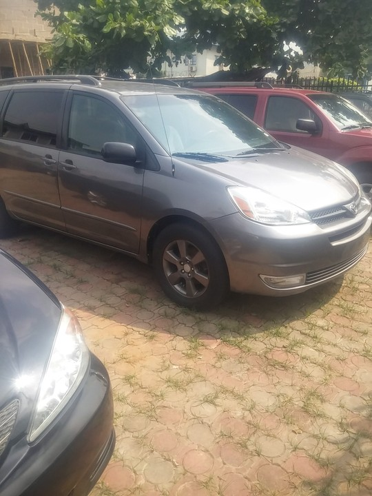 2004 Toyota Sienna XLE IS SOLD GLORY B2 GOD fear Not Automobiles - Autos - Nigeria
