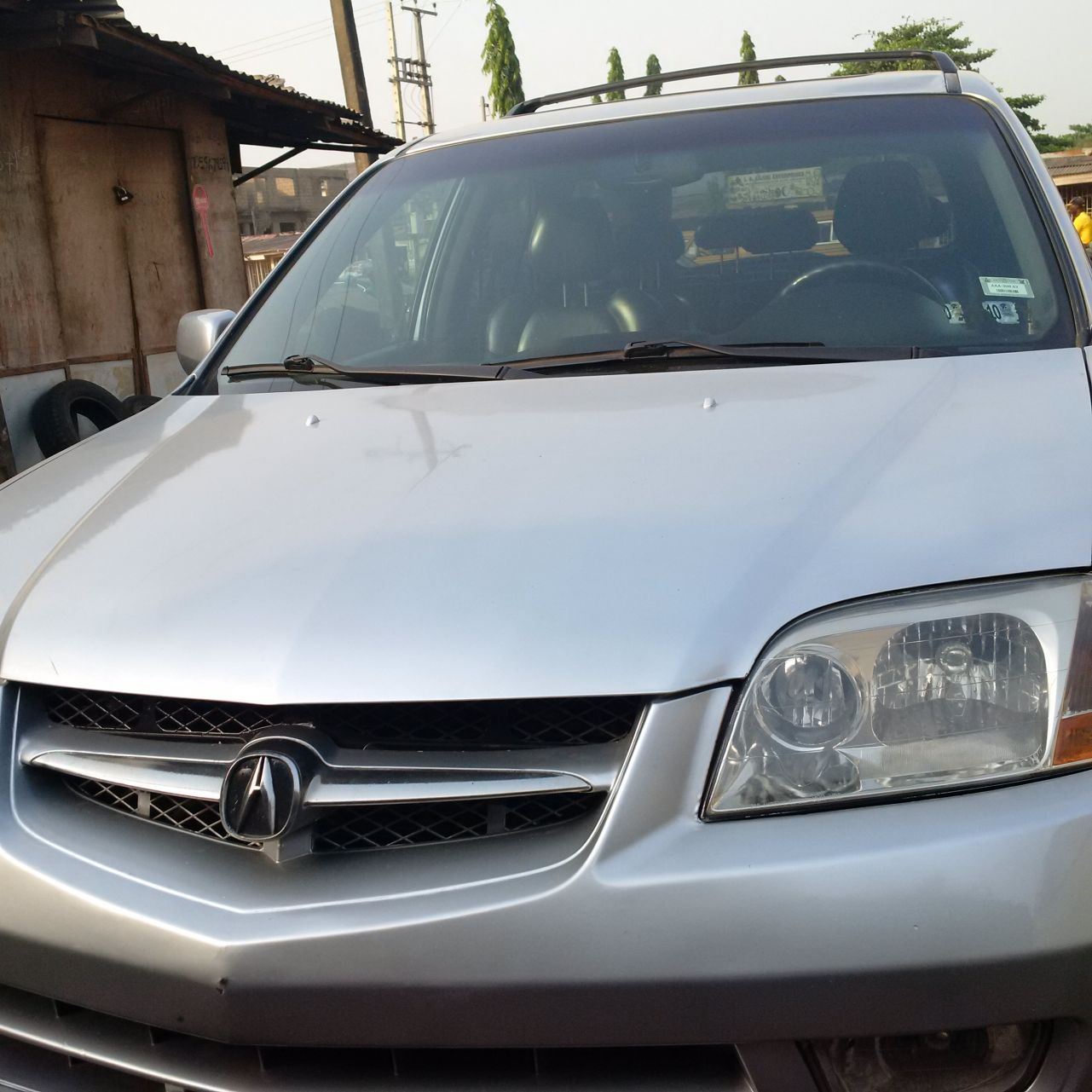 Registered 2002 Acura Mdx For Sale