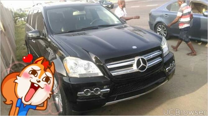 For Sale:- 2011 Mercedes-benz Gl450 Suv **usa Direct ** (rear Twin