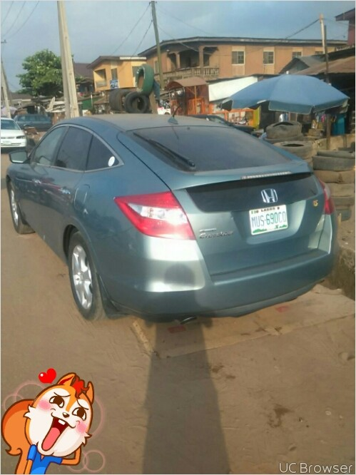 superneat honda crosstour for sale 3 8 autos nigeria. Black Bedroom Furniture Sets. Home Design Ideas