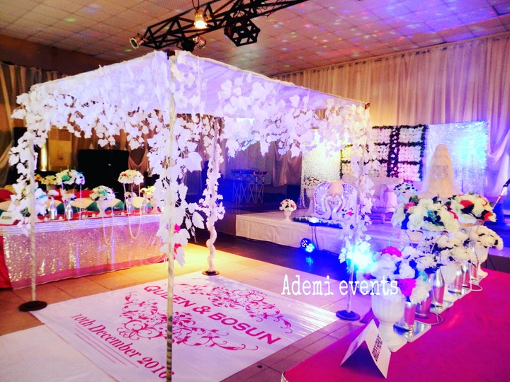 Pictures Of Lovely Wedding Reception Decorations And Cakes Events