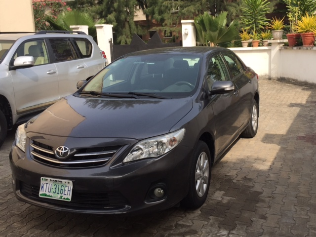 toyota corolla 2013 manual transmission 3m asking price call 0802 312 9945 autos nigeria. Black Bedroom Furniture Sets. Home Design Ideas