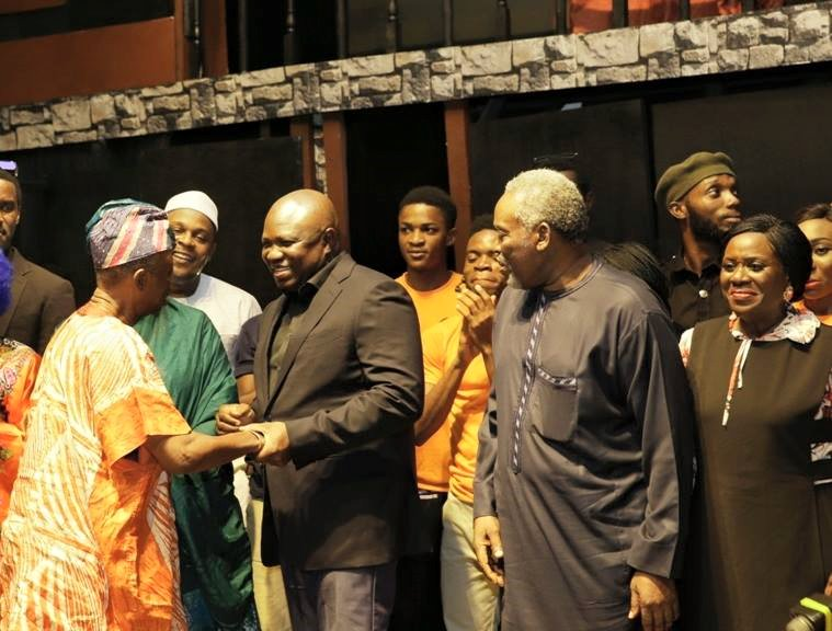 Governor Ambode Unveils Plans To Build Five New Arts Theatres