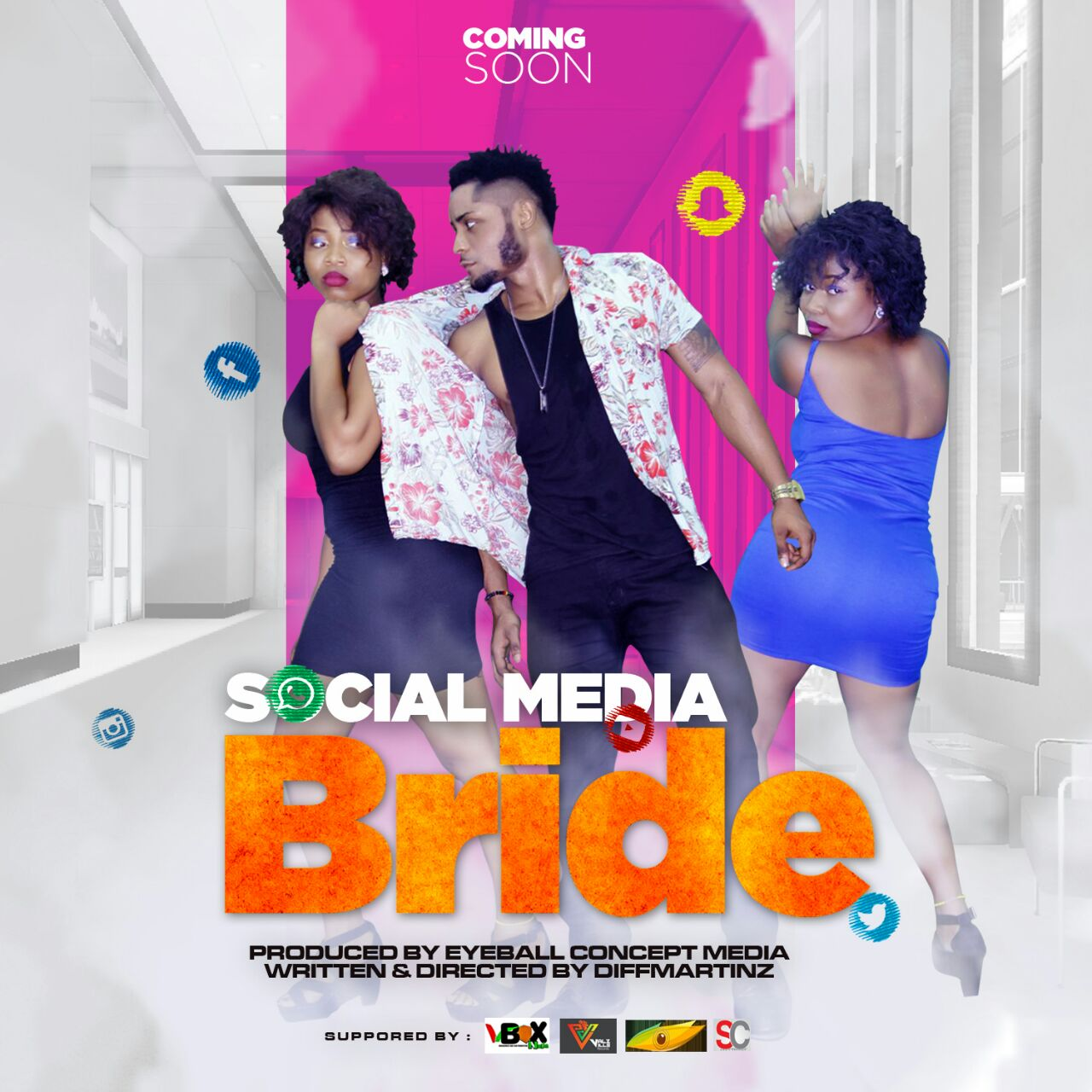 movie anticipation �social media bride� short film