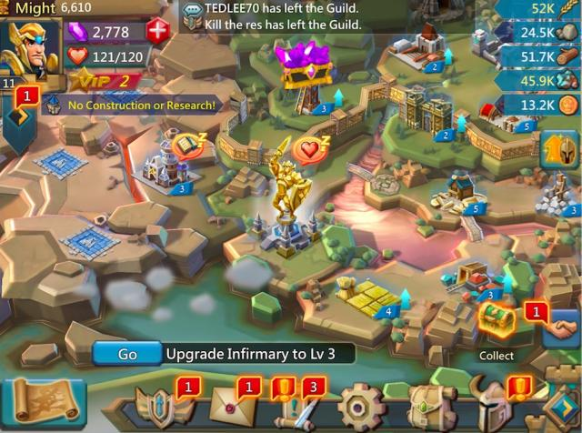 Lords Mobile Players Zone Gaming Nigeria