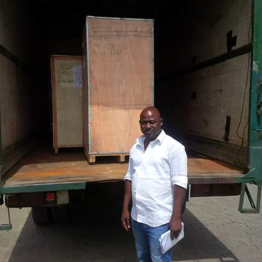 SEA FREIGHT AND CUSTOMS CLEARING SERVICES  CHINA TO LAGOS