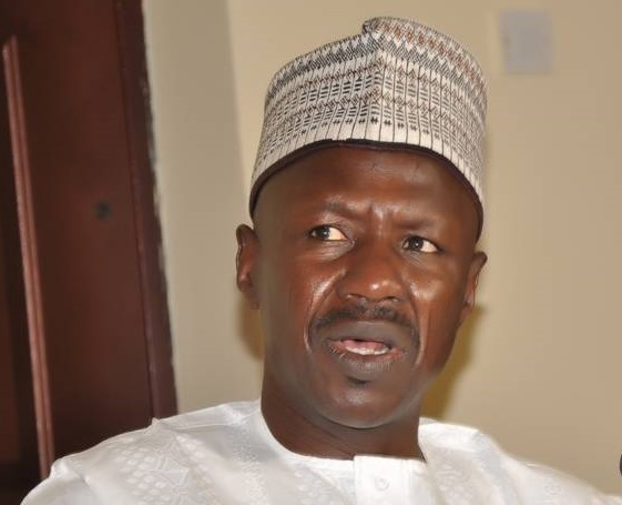 Confirmation Crisis: Magu Blocked From Seeing President Buhari