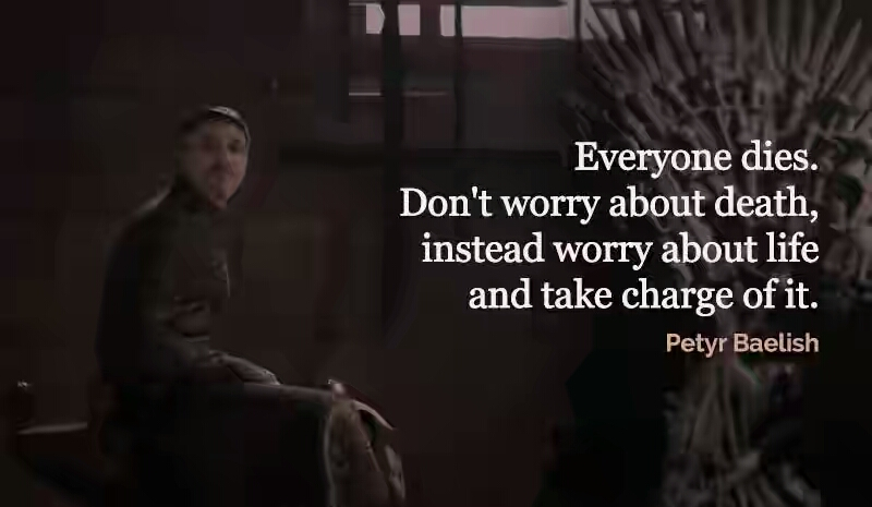 Picture Quotes From Game Of Thrones