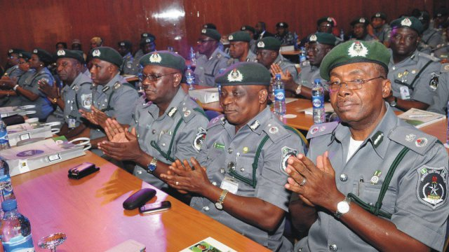 Customs Seizes Military Hardware, Weaponry From USA In Lagos