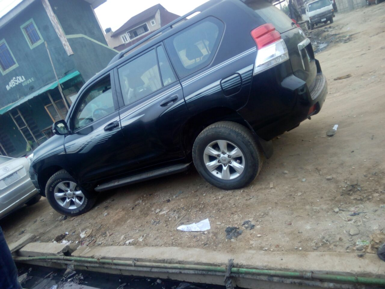 Sold Reg Toyota Land Cruiser Prado 2012 For Sale Interested Buyers Should Call Gabriel On 08134273596 Thanks Re