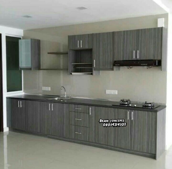 Kitchen cabinets with pictures properties 1 nigeria for Kitchen cabinets nigeria