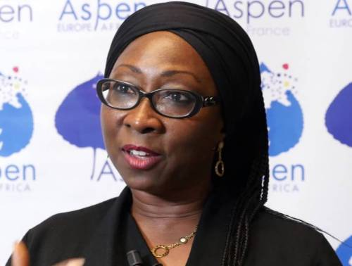 MTN Fires Amina Oyagbola Over Bribery To Buhari's Chief Of Staff Abba Kyari