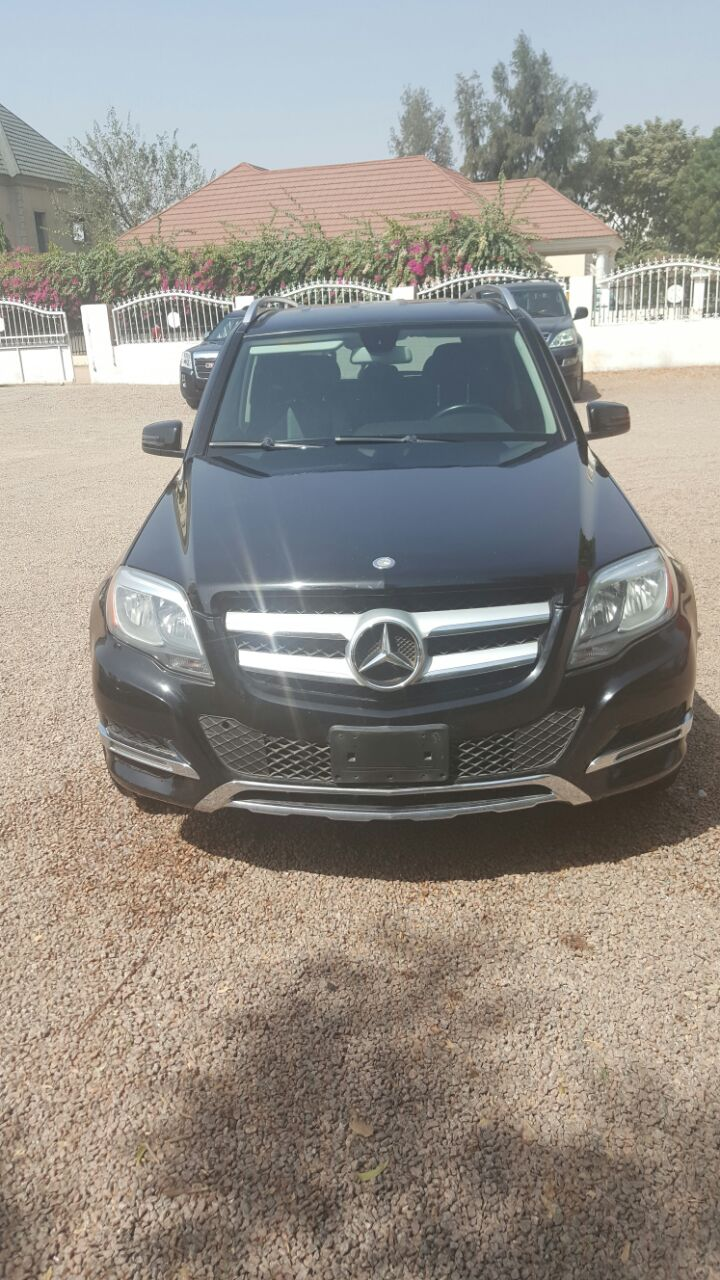 Sold toks mercedes benz glk350 2015 in abuja for n12 for 2016 mercedes benz glk350 price