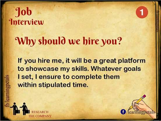 great interview tips