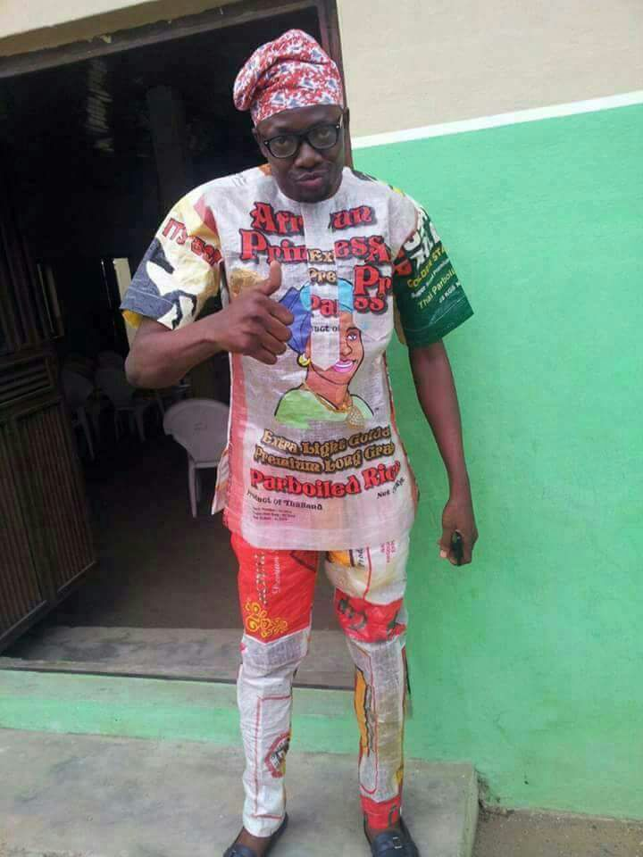 Effects of Recession On Nigerian: Either Rice or Xmas Cloth