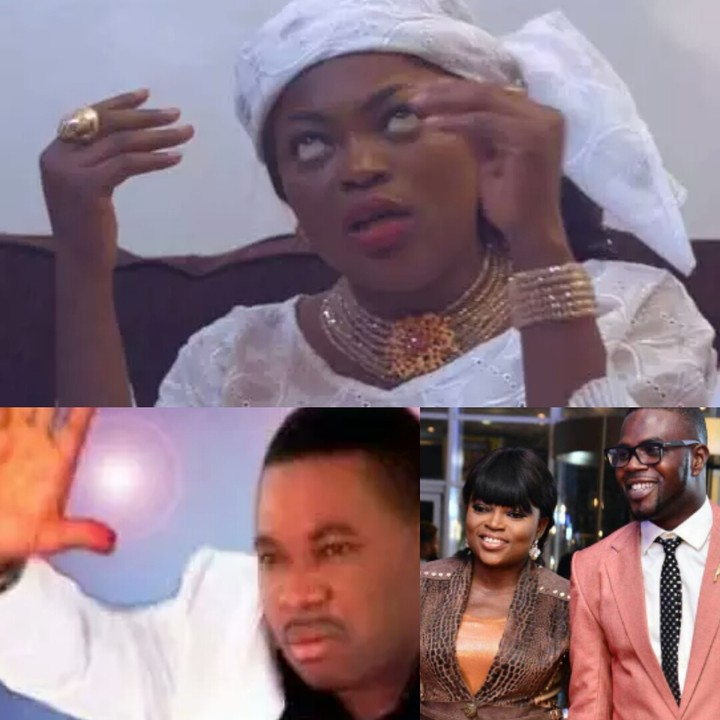 """Funke Akindele Will Be Childless"" – Says Prophet, As Freeze Rejects Prophesy"