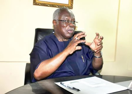 """Nigeria Stinks, I Didn't Believe It Can Be This Bad"" — Bode George"