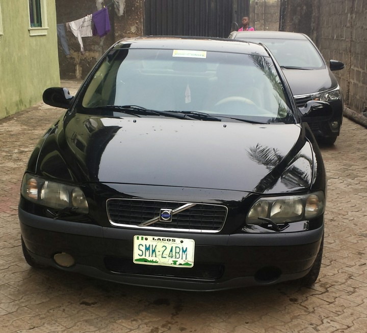 Volvo S60 For Sale Lagos: Super Clean Volvo S60 For Sale SOLD!! SOLD!!!