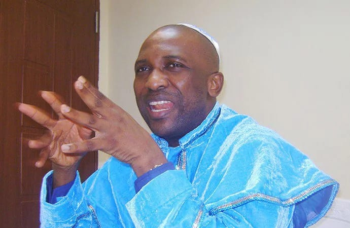 Primate Ayodele's Shocking 2017 Prophesies On Politics, Economy, Health, Others