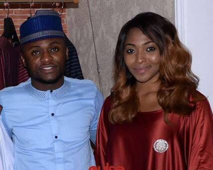 Actress Lilian Esoro Deletes Her Husband, Ubi Franklin's Name Off Her Instagram Page