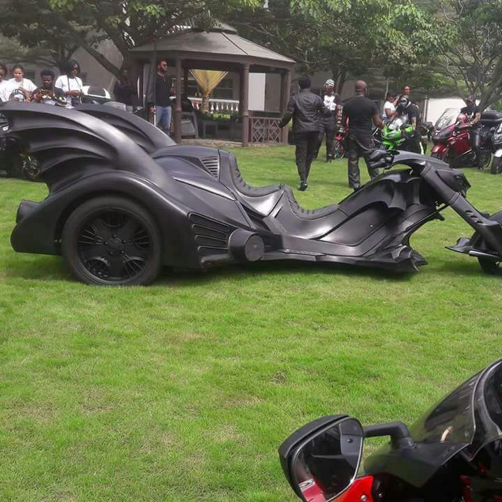 Check Out Donald Duke 's Powerbike At Calabar Bikers Carnival