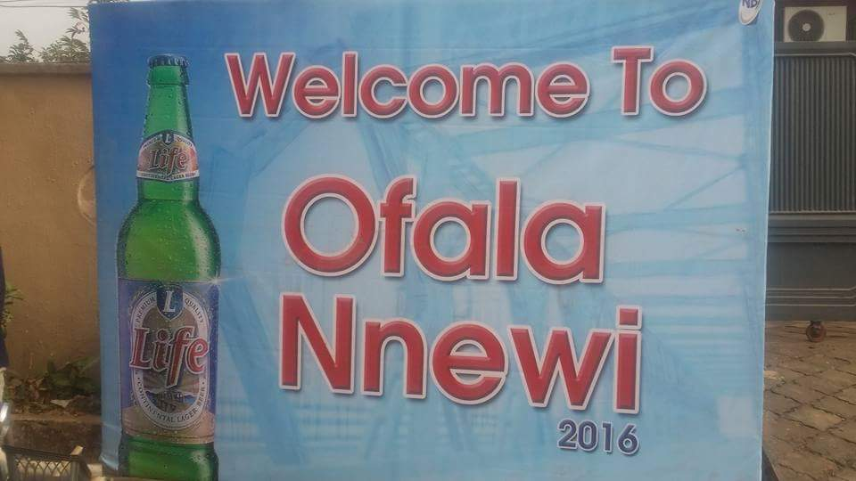 Photos Of Ofala Nnewi 2016 Festival In Anambra State (Get In Here)