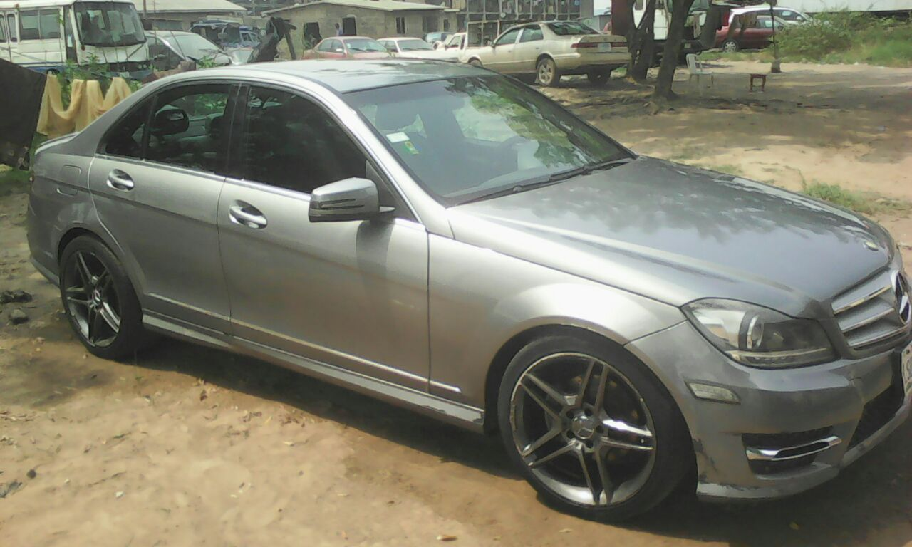 Mercedes benz c300 2010 autos nigeria for 2 5 million mercedes benz