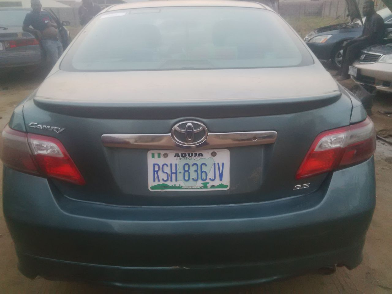 sold sold nice 2008 toyota camry sports edition asking price autos nigeria. Black Bedroom Furniture Sets. Home Design Ideas