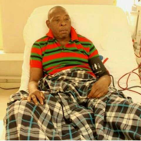 Hospital To Throw Out Sick Actor, Prince James Uche In New Year- Son Cries Out