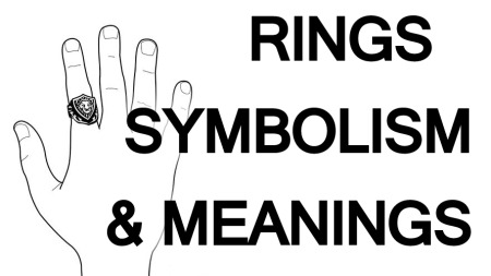 Rings Finger Symbolism Meanings Which Should You Wear A Ring On Fashion Nigeria