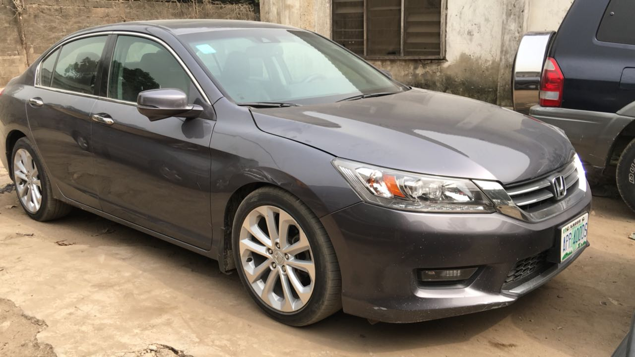 sold sold clean 2013 honda accord touring asking price 5million autos nigeria. Black Bedroom Furniture Sets. Home Design Ideas