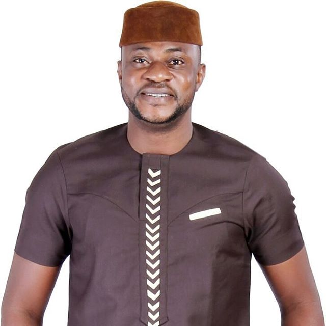 Yoruba Star Actor, Odunlade Adekola Celebrates His 38th Birthday Today (Photos)